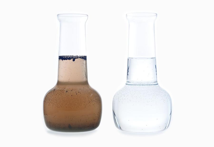análisis de aguas microbiológico