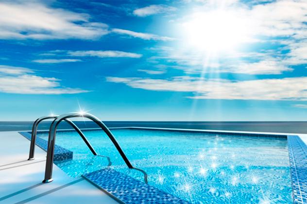 An lisis de agua de piscina laboratorios ambientalys - Agua de piscina ...