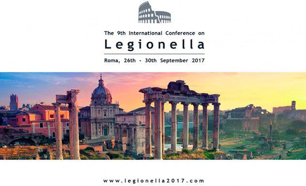 Conferencia Internacional de Legionella