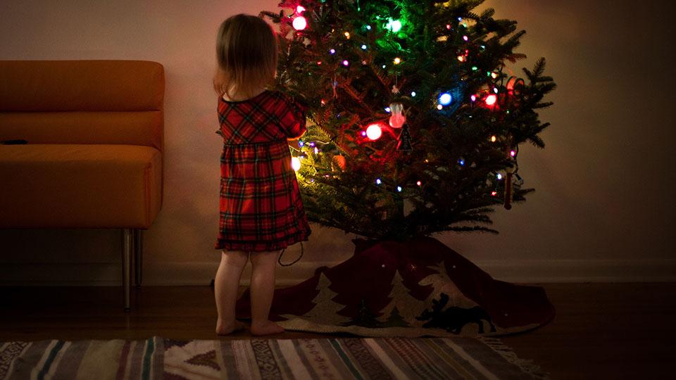 Recogida de juguetes en Navidad