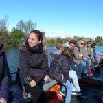 Paseo por la Albufera en la actividad de Ambientalys