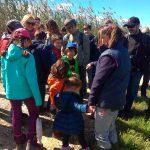 Niños y Ambientalys en la Albufera