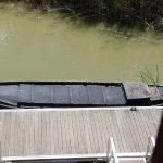 Albufera de Valencia con barcas en la actividad de Ambientalys
