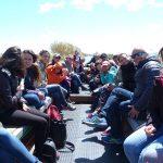 Asistentes en barca por la Albufera - Ambientalys