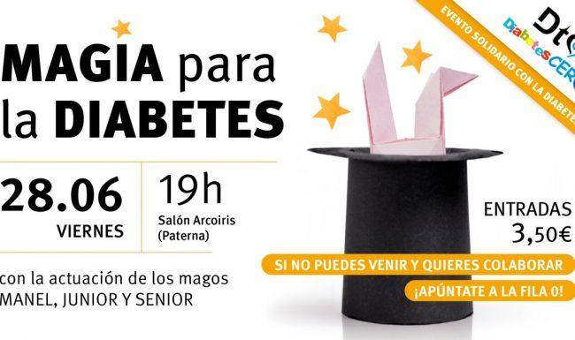 Magia para la diabetes